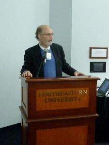 ASF President Lachlan Forrow. (Photo credit: Stefan Kertesz, MD, MSc)