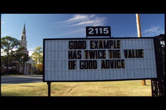 church-sign-alt
